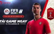Trải nghiệm World Cup 2018 với FIFA Online 4