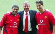 Trước Fred, 6 cầu thủ Brazil từng khoác áo Man Utd ra sao?