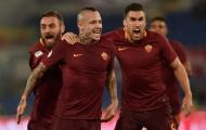 2 siêu tiền vệ của Roma rục rịch ra đi