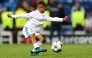 Cristiano Ronaldo 'mát mặt' vì cậu con trai quý tử