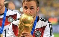 Không được dự World Cup, người hùng Mario Gotze hoài niệm quá khứ