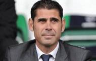 HLV Fernando Hierro có mang chân mệnh thiên tử như Zidane?