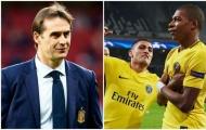 Lopetegui giục Real nổ 'bom tấn' 200 triệu euro đánh bại Man Utd