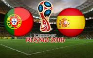 01h00 ngày 16/06: Bồ Đào Nha vs Tây Ban Nha: Đại chiến Iberia