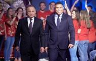 Rô 'béo' và dàn huyền thoại tề tựu trong ngày khai mạc World Cup 2018