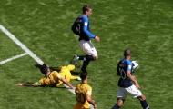Griezmann đi vào lịch sử World Cup với bàn thắng vào lưới Australia