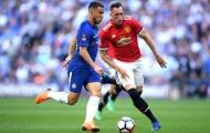 Phil Jones: 'Tôi sẽ không mất mặt trước Hazard lần nữa'