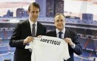 Mừng Lopetegui, chủ tịch Perez kích hoạt 2 'bom tấn' 220 triệu bảng