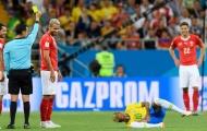 Sau màn triệt hạ của Thụy Sỹ, Neymar lâm nguy