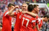 Nga trở thành đội chủ nhà có thành tích khởi đầu tốt nhất World Cup