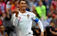 'Chân trái, chân phải, sút phạt, cái gì Ronaldo cũng giỏi'