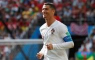 Sao World Cup tiết lộ điều thích thú khi được chơi cạnh Ronaldo