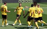 Hazard + Lukaku = Poker, Bỉ 'vùi dập' Tunisia không thương tiếc