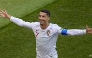 Bồ Đào Nha gặp Iran và cơn tự ái của 'kẻ hủy diệt' Ronaldo