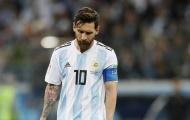 Chẳng bất ngờ khi Messi bế tắc