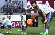 Tử chiến Nigeria, Messi thề sẽ giải cứu Argentina