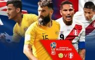21h00 ngày 26/06, Australia vs Peru: Khe cửa hẹp