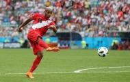 Carrillo lập siêu phẩm volley, Peru ngẩng cao đầu rời World Cup 2018