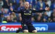 SỐC với mức phí Everton đồng ý bán Wayne Rooney