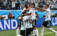 Cesc Fabregas văng tục sau chiến thắng của Argentina