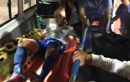 Hà Nội, Quảng Nam thiệt quân nặng sau pha va chạm trên không