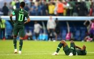 Vì đâu Siêu đại bàng 'gãy cánh' trước Argentina?