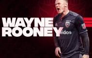 CHÍNH THỨC: Wayne Rooney gia nhập D.C United