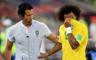 Rời sân trong nước mắt, World Cup 2018 gần như khép lại với Marcelo