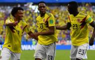 Thắng kịch tính Senegal, Colombia giành ngôi đầu bảng H