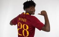 AS Roma hoàn tất thương vụ thứ 9 trong phiên chợ Hè