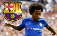 Chelsea từ chối lời đề nghị trị giá 50 triệu bảng của Barca cho sao Brazil