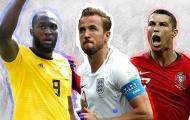 ĐỘI HÌNH TIÊU BIỂU vòng bảng World Cup 2018: Có Ronaldo, không Messi
