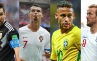 Thấy gì qua danh sách 16 đội bóng mạnh nhất thế giới