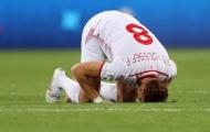 Tiền vệ ĐT Tunisia đi vào lịch sử World Cup