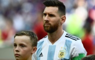 Huyền thoại World Cup chỉ trích Messi và Sampaoli