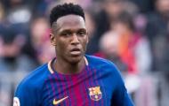 Muốn trở thành huyền thoại Barca, Yerry Mina dập tắt tham vọng chiêu mộ của Liverpool