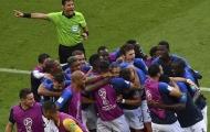 3 lí do dẫn đến trận thắng tưng bừng của Pháp trước Argentina