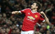 Darmian công khai ý định rời Man Utd, được 3 đội bóng theo đuổi