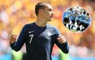 Griezmann: 'Uruguay sẽ nhàm chán như Atletico'