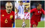 Top 5 lão tướng thông báo nghỉ hưu sau World Cup 2018