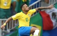Neymar xuất sắc ra sao trước Mexico?