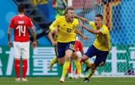 TRỰC TIẾP Thụy Điển 1-0 Thụy Sĩ: Màn chốt hạ ngọt ngào (KÊT THÚC)