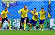 Giành vé vào tứ kết, HLV Thụy Điển chưa hài lòng điều gì?