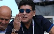 Maradona khiến FIFA phải xin lỗi trọng tài