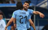 Uruguay sẽ thắng vì người Pháp lộ bài quá sớm
