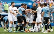 Cầu thủ Uruguay đòi 'tẩn' Mbappe vì ăn vạ như Neymar