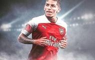 NÓNG: Lucas Torreira khoác áo Arsenal