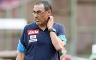 Napoli đòi 20 triệu euro mới cho HLV Sarri tới Chelsea