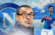 'Chất xúc tác' 60 triệu euro sẽ đưa Sarri đến Chelsea?
