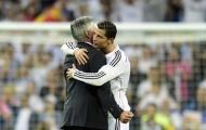 Ronaldo đã nhận lời khuyên gì từ Carlo Ancelotti?